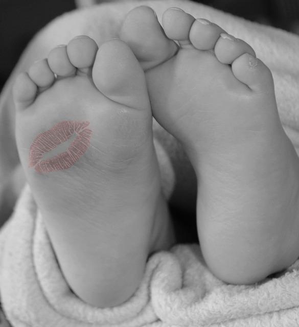 La piel es una de las partes más sensibles de los bebés